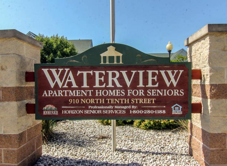 Waterview Senior Apartments are just blocks from the Sheboygan River.