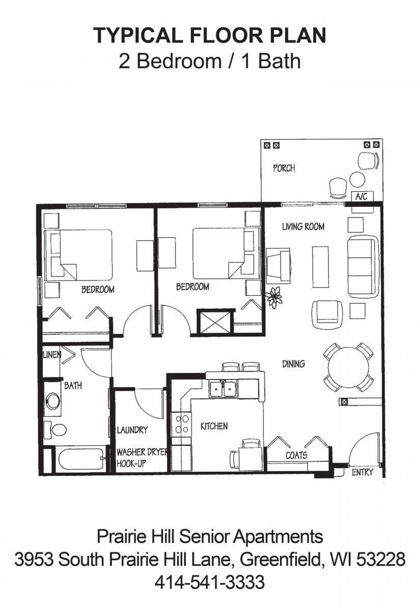 Patio Home Plans For Seniors on storage floor plans